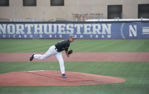 Baseball: NU's pitching staff tries to carry the team into the future