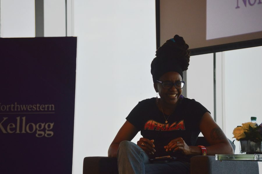 'Black Panther' comics writer Nnedi Okorafor speaks at Africa Business Club event