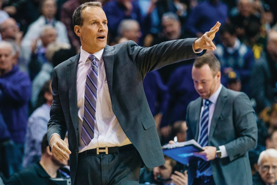 Chris Collins gives updates on Northwestern basketball ...