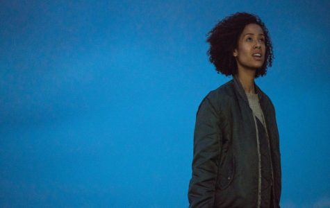"""Gugu Mbatha-Raw in """"Fast Color,"""" co-written by Northwestern alum Jordan Horowitz and his wife, Julia Hart. The film will make its Chicago debut this Friday at the Chicago Critics Film Festival."""
