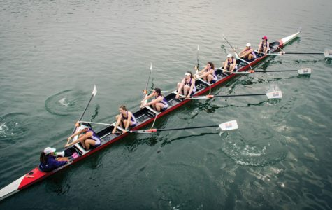 Northwestern club rowing team bonds, succeeds at international regatta