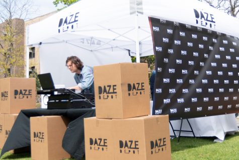 NU startup Daze Depot aims to offer elevated low-cost summer storage