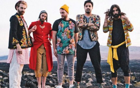 Young the Giant to headline Dillo Day