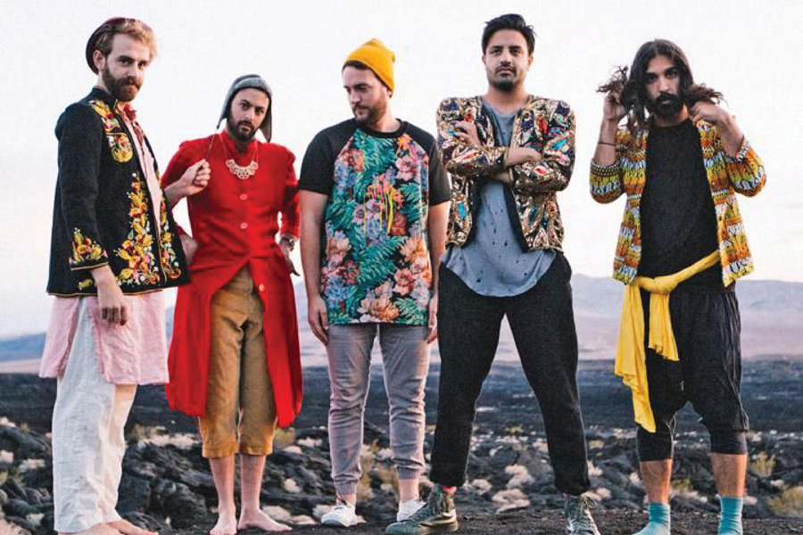 Young the Giant. The alternative rock band will headline Dillo Day on June 2, Mayfest announced Thursday.