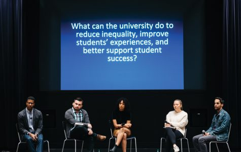 Psychology department hosts panel about inequality on campus