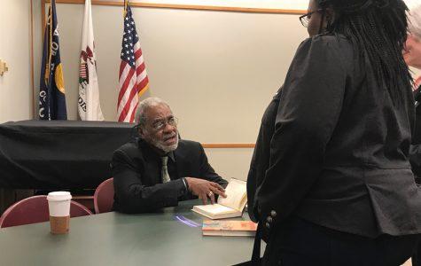 Evanston native, National Book Award winner Charles Johnson speaks at EPL