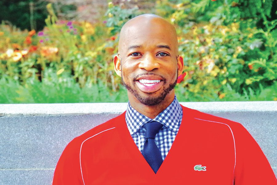 Omari Keeles, the inaugural assistant director for diversity and inclusion at the Searle Center for Advancing Learning and Teaching. Keeles said he will focus on fostering inclusive learning environments and listening to students.