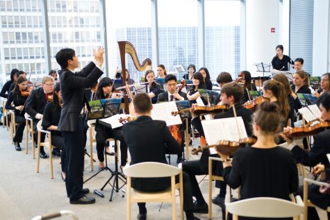 First-year Feinberg students launch Northwestern Medical Orchestra as downtown instrumental music outlet
