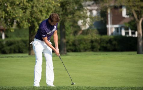 Men's Golf: Northwestern narrowly eliminated before final day of team competition at NCAA Championships