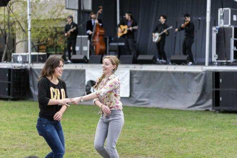 Folk artists Amen Dunes, Lisa/Liza to perform at Philfest on Monday