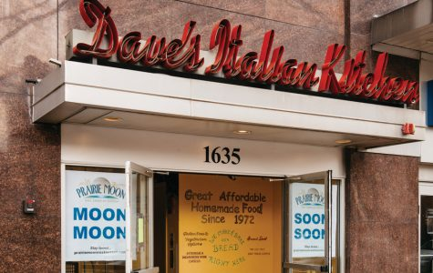 Prairie Moon set to relocate to former home of Dave's Italian Kitchen