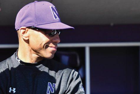 The Sideline: Career stability achieved, Spencer Allen seeks new identity for Northwestern baseball