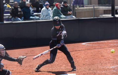 Softball: After lightning delay, Northwestern rallies past DePaul