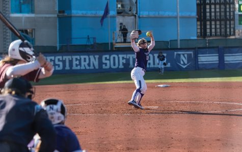 Softball: Northwestern loses final regular season series against Wisconsin