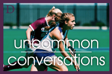 Uncommon Conversations: Student-athletes, non-athletes talk about different lifestyle