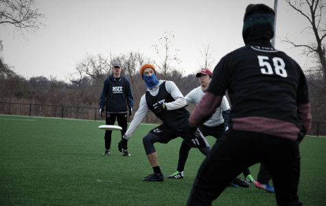 Northwestern's ultimate frisbee team knows success but not the score