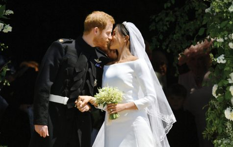 A Wildcat wedding: Meghan Markle, Prince Harry tie the knot in lavish ceremony