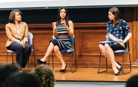 Panelists discuss entrepreneurship, benefits of social impact work