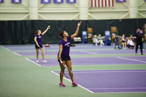 Women's Tennis: 14th-seeded Northwestern to face 3rd-seeded Duke in Sweet 16