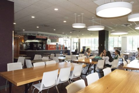 Compass Group to bring new direction to Norris dining on July 1