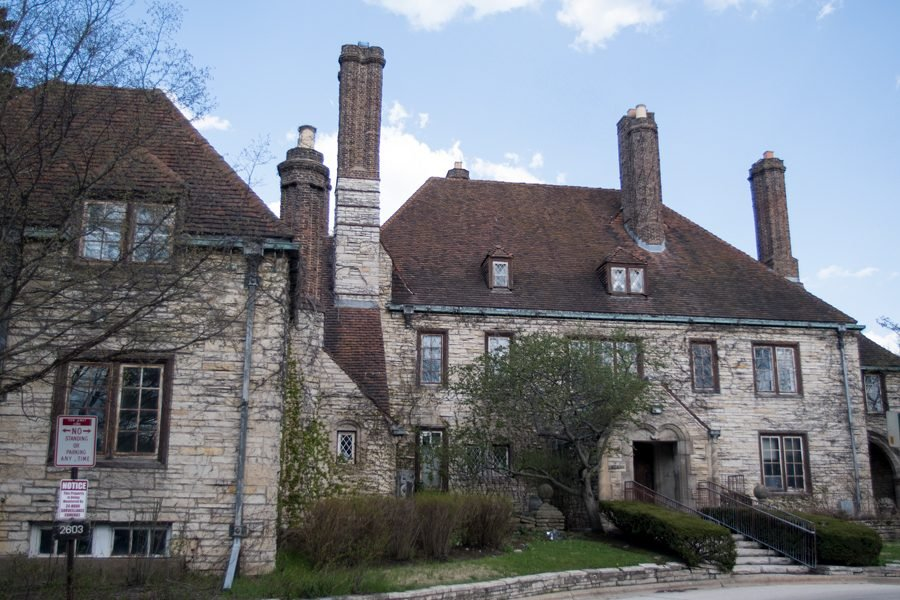 Evanston residents voice concerns about Harley Clarke Mansion demolition resolution