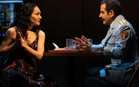 NU alumna Katrina Lenk takes home first Tony Award for her role in 'The Band's Visit'