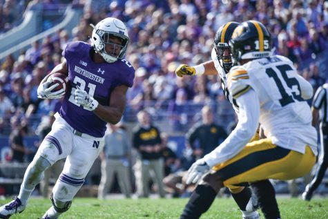 2017-18 Northwestern sports year in review
