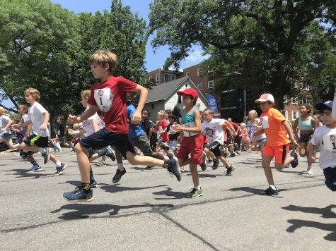 Captured: 97th annual Fourth of July parade