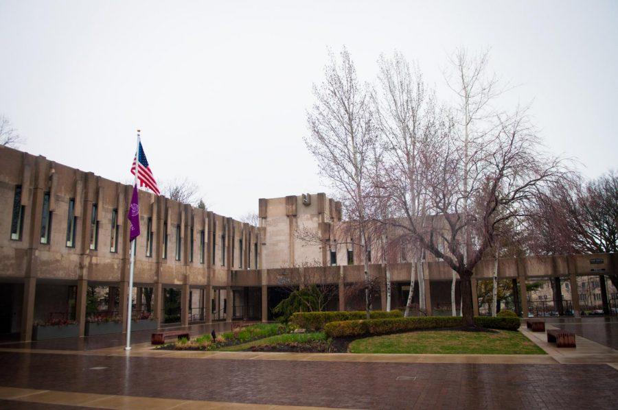 Rebecca Crown Center, 633 Clark St.