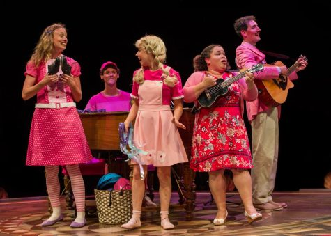 'Pinkalicious' features Northwestern students, alumni at the Marriott Theatre