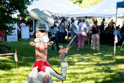 Captured: Fourth annual Taste of Evanston