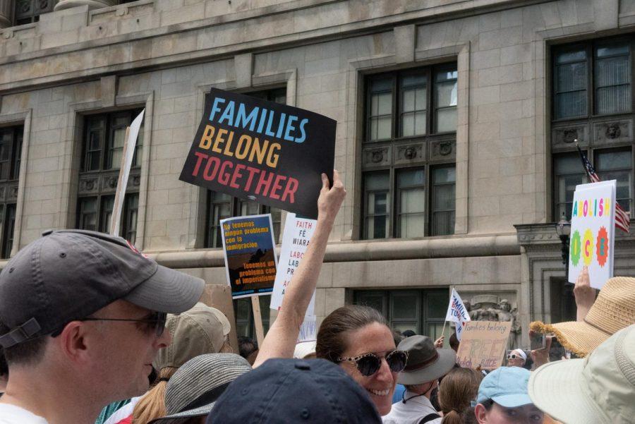 Captured: Families Belong Together Chicago March