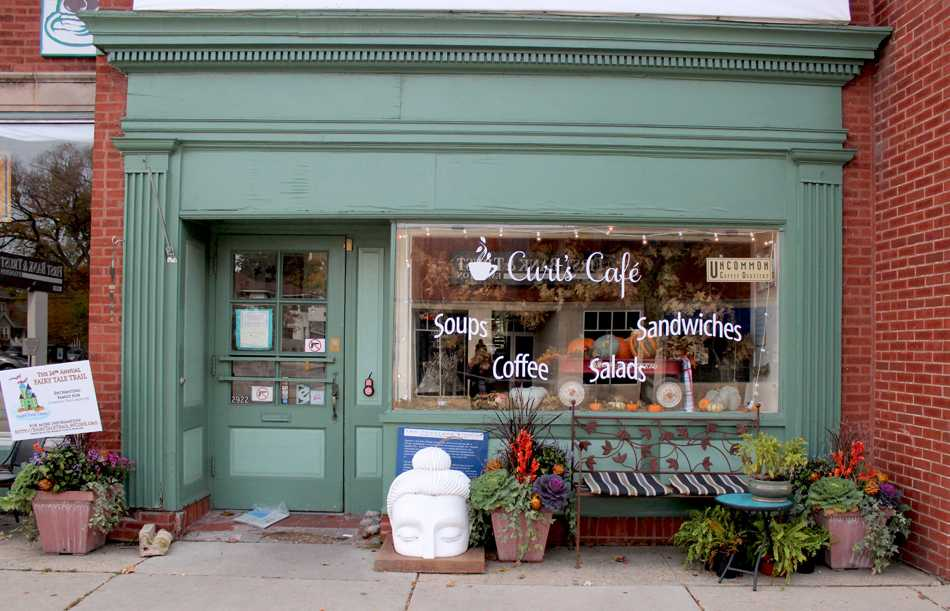 Curt's Cafè, 2922 Central St. A community group in Lake County is seeking to open a Curt's location in Highland Park.