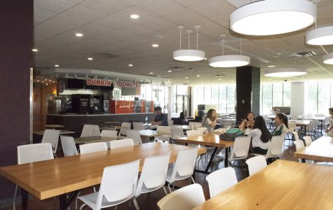 New food service provider to change campus dining experience