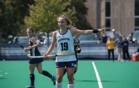Field Hockey: Northwestern opens with toughest possible test