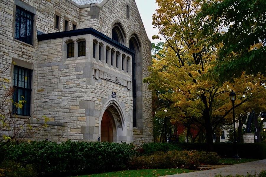 Scott Hall, 601 University Place.