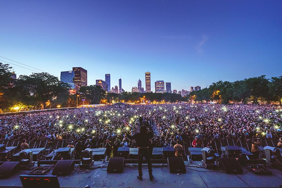 Lollapalooza 2017.
