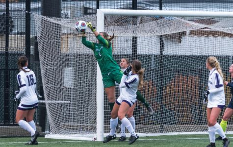 Women's Soccer: Same as always, NU's back line at center of team's success