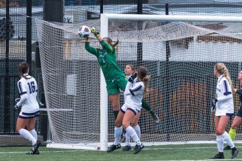 Women's Soccer: Same as always, NU's back line at center of team's success