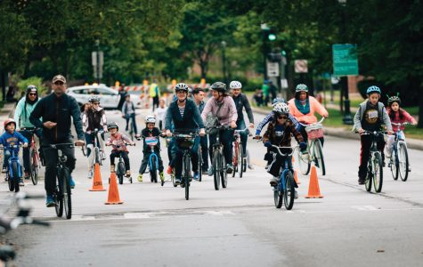 Annual Bike the Ridge event celebrates safe, family cycling