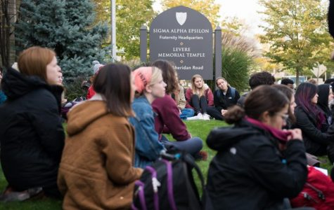 Looking back since the University's 2017 investigation of Sigma Alpha Epsilon