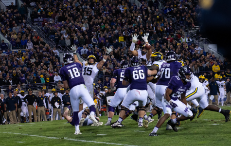 Football: For fourth straight game, Northwestern's offense falters in the second half