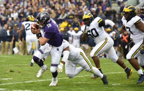 Rapid Recap: Michigan 20, Northwestern 17