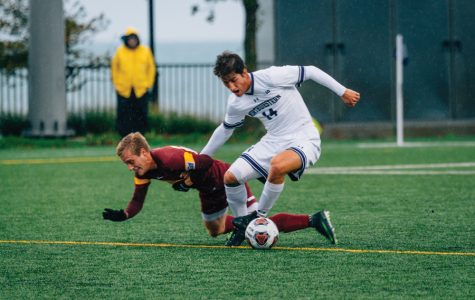 Men's Soccer: Northwestern loses a heartbreaker against No. 2 Indiana