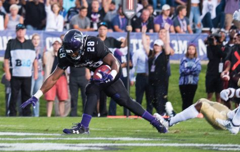Jeremy Larkin seeks to evade a tackler in one of his final career games.