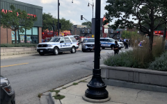 Three shot in Evanston at Custer Avenue and Howard Street