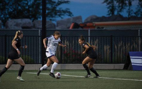 Women's Soccer: Lovera's two goal game leads NU to another win