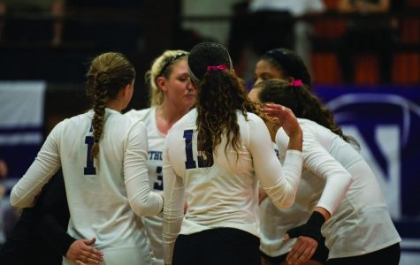 Volleyball: Cats face tough task with defending national champions