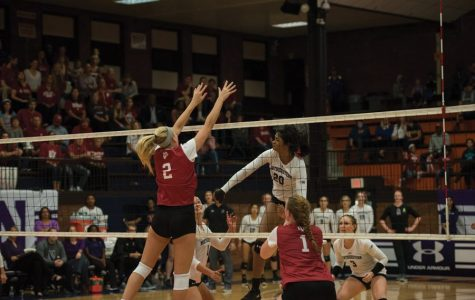 Volleyball: Northwestern wins three matches to claim Chicago Cup