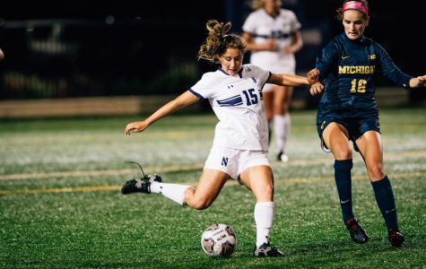 Women's Soccer: Northwestern surprises with four goals